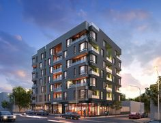 Warehouse-replacing South Bronx condos will cost $540K on average - Curbed NYclockmenumore-arrow : The seven-story building will have 47 apartments and ground-floor retail