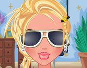 Mirrored Sunglasses, Barbie Games
