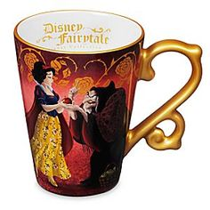 Snow White and Hag Mug - Disney Fairytale Designer Collection | Disney StoreSnow…