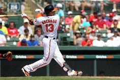 #MLB: Manny Machado llega a 100 HR y Orioles vencen a Azulejos