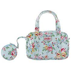 Kingswood Rose Mini Zip Bag   Kids Bags   Cath Kidston