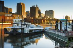"""The 10 Best Cities To Live In If You're 35 And Under - St. Paul, Minnesota Ranked high in """"Housing"""""""