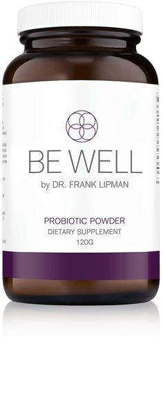 Probiotic Powder Promotes Gut and Digestive Health - Be Well by Dr. Frank Lipman