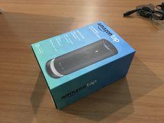 Smart & Simple: 아마존 탭(Amazon Tap) 휴대용 음성지원 블루투스 스피커 개봉기