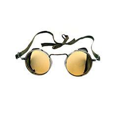 #sunglasses #gold