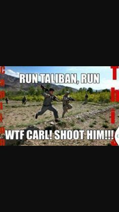 shut up carl Army Jokes, Military Jokes, Army Humor, Funny Images, Funny Photos, Twisted Humor, Shut Up, Really Funny, Funny Jokes