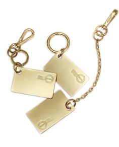 messei_pendants in gold color
