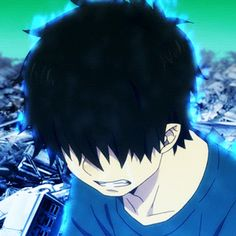 Ao no Exorcist / Rin Okumura / Blue Exorcist