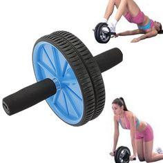 Sale 15% (17.55$) - Sports Abdominal Training Wheel Fitness Roller