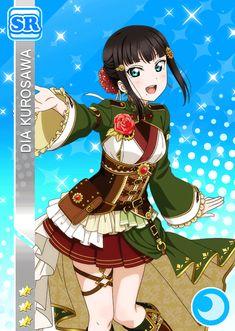 The Ultimate Resource For LoveLive! School Idol Festival players Browse & track your cards. Dia Kurosawa, Ruby Kurosawa, Anime Figures, Anime Characters, Mari Ohara, Anime Stars, Live Love, Cool Cards, Memes