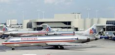 American Airlines 727-200