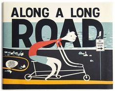 Toronto designer and illustrator Frank Viva's first children's book