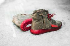 Shoe Surgeon New Yeezy Boost 750 Custom Camo Run You $2,200 USD