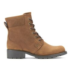 99c28971c92 Clarks Women s Orinoco Spice Leather Lace Up Boots ( 73) ❤ liked on  Polyvore featuring