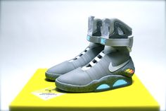 The Marty McFlys...this is like the Holy Grail of sneakers for me LOL. NEED THESE!