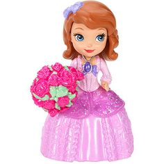 Sofia the First Princess Sofia in Flower Girl Dress Doll