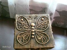 Декор предметов Бабочки летают бабочки Салфетки фото 7
