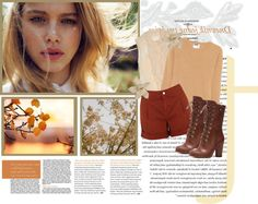 """Fall Is Coming.."" by mariamauggc ❤ liked on Polyvore"