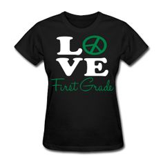 third grade teacher tshirt... You could customize this for any ...