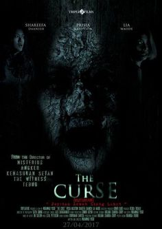 #TheCurseMovie  27 April 2017 ️ Film : @myusufaaa ️ https://youtu.be/qVqG-AfubAI @LiaWaode , @itsPrisia