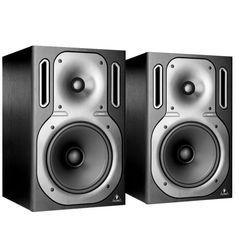 Monitor estudio B2031A Monitores Potenciados Truth Behringer B2031A, Nuevos, ideales para grabación con 150 Watts, Crossover, entradas balanceadas, etc.
