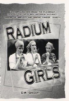 Radium Girls Play - Yahoo Image Search Results