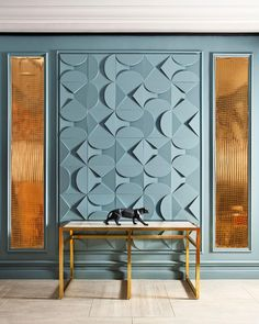 Eye-catching decoration for your home doesn't have to be expensive at all. Let your imagination run wild and bring each wall to life with Wall Panels. Decor, Home Room Design, Home Interior Design, Wall Design, Orac Decor, Wall Panel Design, Interior Walls, Wall Paneling, Wall Cladding