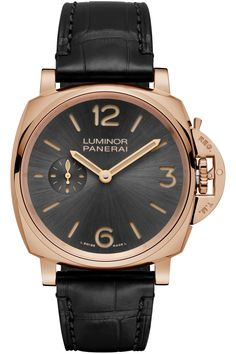 Panerai Luminor Due 3 Days Oro Rosso - 42 mm