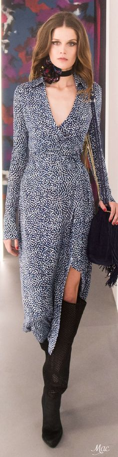 Fall 2016 Ready-to-Wear Diane von Furstenberg