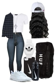 """""""• Leaving To My Mission •"""" by outofchange ❤ liked on Polyvore"""