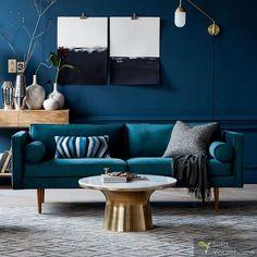 Phong cách thiết kế Scandinavian – Đơn giản mà tinh tế Thiết kế và trang trí không gian sống của mình một cách đơn giản, không kém phần tinh tế và sự sang