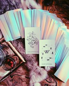 The Luminous Spirit Tarot Deck – Holographic back with minimalist drawings. A pe… - The tarot is a pack of playing cards Oracle Tarot, Oracle Deck, Linestrider Tarot, Tarot Cards For Sale, Buy Tarot Cards, Stampin Up Karten, Save The Date Karten, Tarot Card Spreads, Minimalist Drawing
