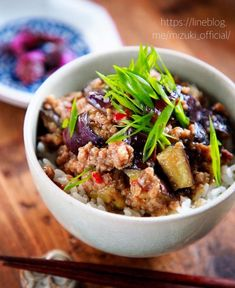 Rice Recipes, Cooking Recipes, Healthy Recipes, Don Recipe, Eat All You Can, Asian Bowls, Tasty, Yummy Food, Japanese Food