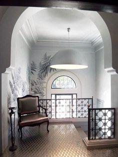 Wall Decor - Graphic Design Casa Frumoasa Bucharest Arch. Elena Busato Interior Design
