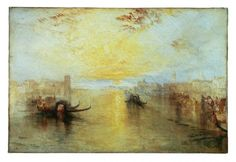 Joseph Mallord William Turner, 'St Benedetto, Looking towards Fusina' in the Tate Collection Monet, A4 Poster, Poster Prints, Art Prints, Find Art, Buy Art, Turner Artworks, Joseph Mallord William Turner, Tate Britain