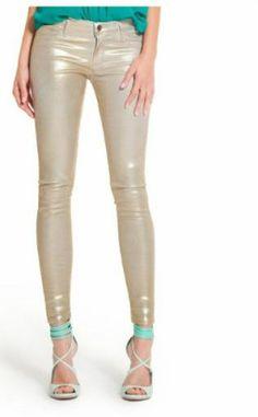 Guess By Marciano No. Denim Leggings, Jeans, Cute Clothes For Women, Denim Coat, Guess By Marciano, Sexy Dresses, Style Me, Leather Pants, Khaki Pants