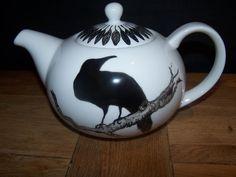 The Raven teapot