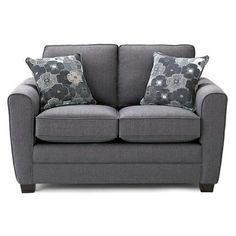 'Conacher' Love Seat. So cute!