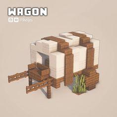 Plans Minecraft, Minecraft Farm, Minecraft Cottage, Easy Minecraft Houses, Minecraft House Tutorials, Minecraft House Designs, Minecraft Decorations, Amazing Minecraft, Minecraft Blueprints