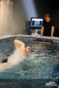 Since Endless Pools is the world leader in swimming pools for exercise, therapy & fun, with thousands of swimming pools in over 100 countries. Endless Pools, Pool Workout, Modular Design, Swimming Pools, House Ideas, Spa, Floor, Exercise, Hydro Dipping