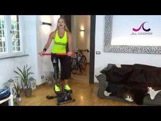 Total Body 8 min - Basso impatto con Twist n Step - YouTube