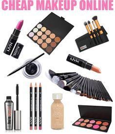 Cheap Makeup Online