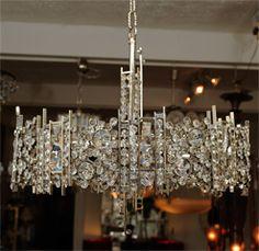 heart-stopping chandelier