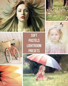 Soft Pastels  10 Lightroom Presets por PresetsGalore en Etsy, $5.00