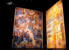 ArtNexus - News War and Peace by Cándido Portinari Grand Palais, Paris Ems, Paris, Peace, Painting, Dashboards, Montmartre Paris, Painting Art, Paris France, Paintings