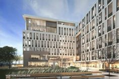 Support for (Another) New UCSF Building in Mission Bay