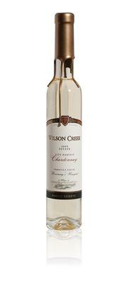 Wilson Creek 2009 Estate Late Harvest Chardonnay--to try