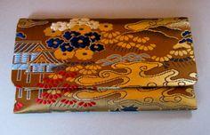 JAPANESE KIMONO / ROSARY POUCH / Nishijin weaving high quality[NISHIKI ORI]