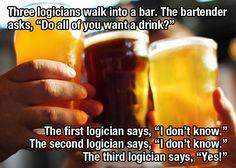 Logician Logic