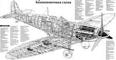 Supermarine Spitfire Blueprints Background 1 HD Wallpapers